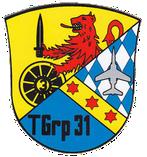 Wappen Techn. Gruppe 31